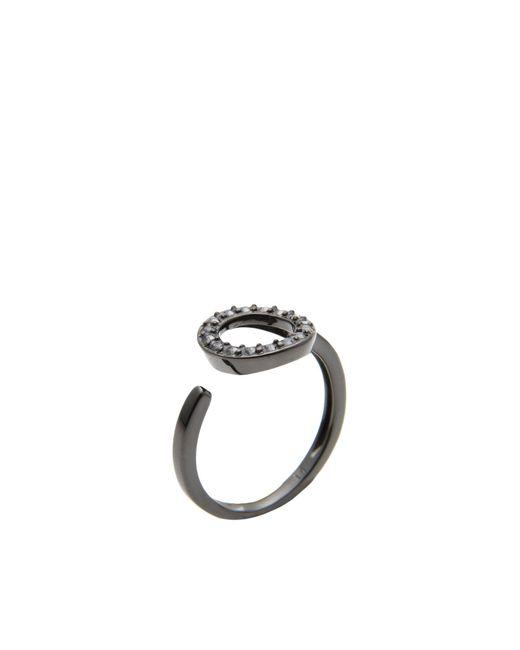 FEDERICA TOSI - Black Ring - Lyst