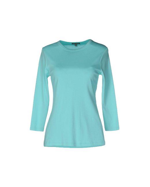 Lilla P   Green T-shirt   Lyst