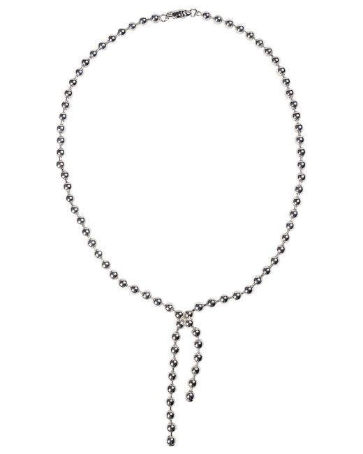 DSquared² - Metallic Necklace for Men - Lyst
