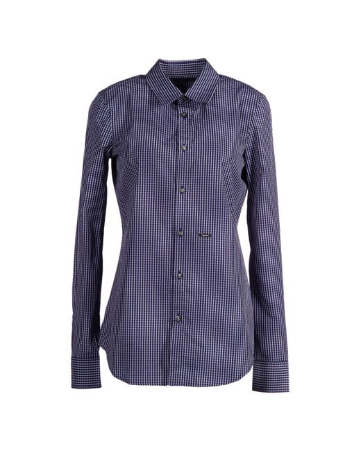 DSquared²   Blue Shirt   Lyst