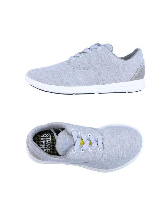 STR/KE MVMNT | Gray Low-tops & Sneakers | Lyst