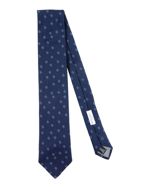 Boglioli - Blue Tie for Men - Lyst