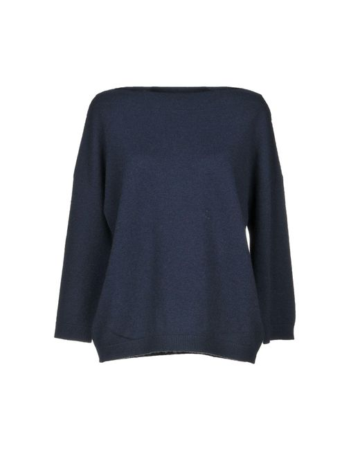 Lamberto Losani - Blue Sweater - Lyst