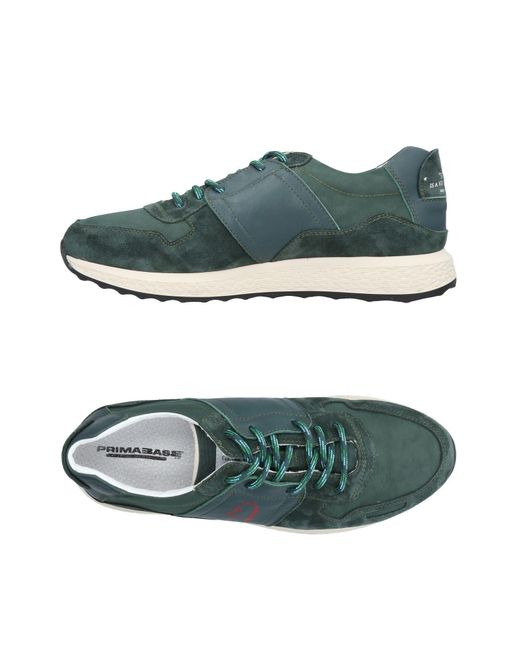 Primabase - Green Low-tops & Sneakers for Men - Lyst