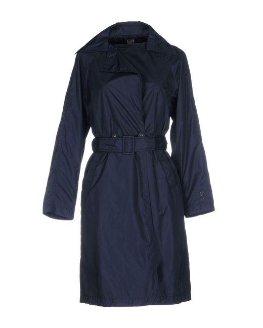 Add - Blue Overcoat - Lyst