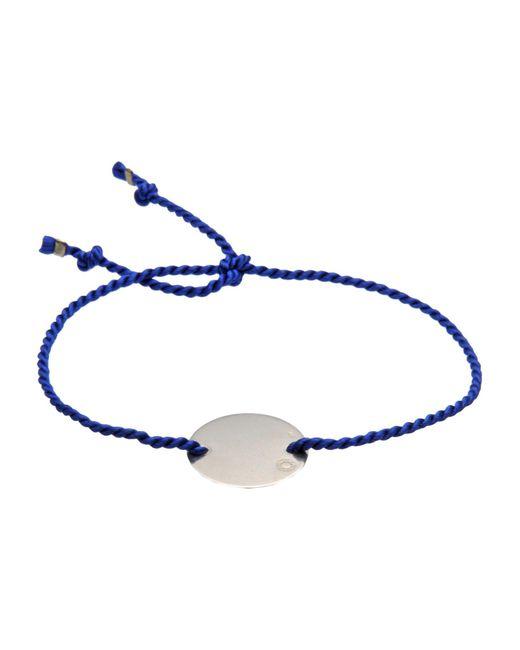 Saskia Diez | White Bracelet | Lyst