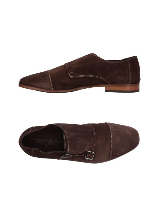TON GOÛT - Brown Loafer for Men - Lyst