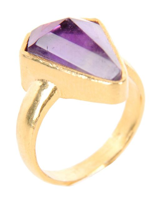 First People First   Purple Ring   Lyst
