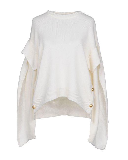 Philosophy Di Lorenzo Serafini - White Sweater - Lyst