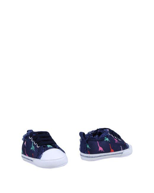 Superga - Blue Newborn Shoes - Lyst