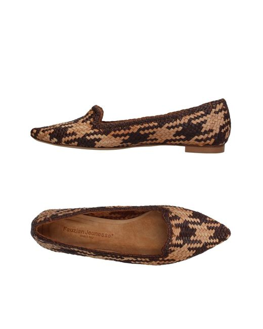 Fauzian Jeunesse   Natural Loafer   Lyst