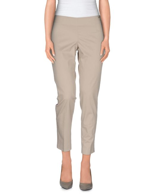Rebel Queen | Gray Casual Trouser | Lyst
