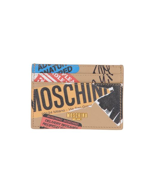 Moschino - Multicolor Document Holders - Lyst