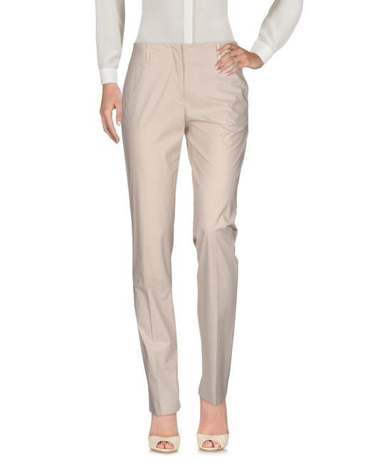 Incotex - Gray Casual Trouser - Lyst