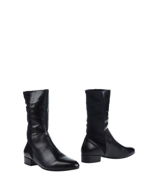 Vagabond - Black Ankle Boots - Lyst