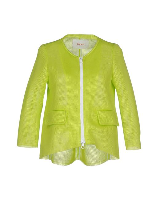 Jucca - Green Jacket - Lyst