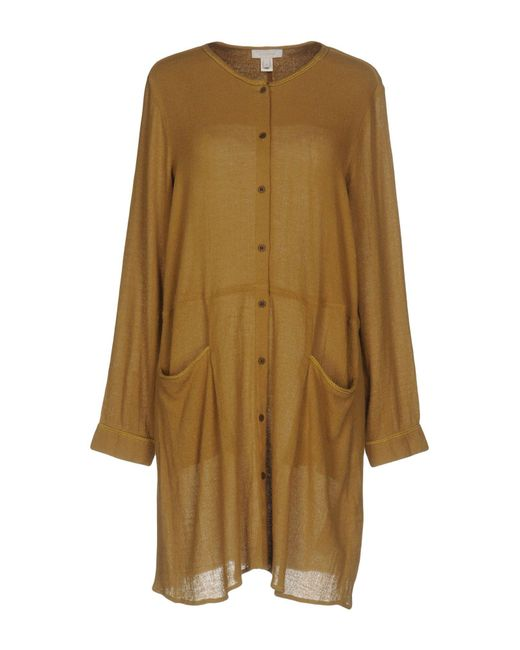 INTROPIA - Green Short Dress - Lyst