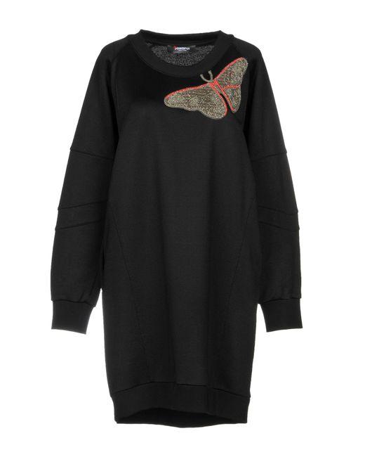 Jo No Fui - Black Short Dresses - Lyst