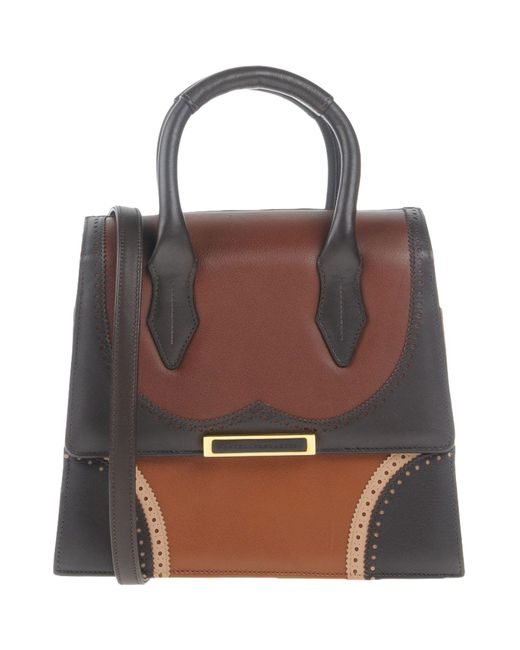Fratelli Rossetti | Brown Handbag | Lyst