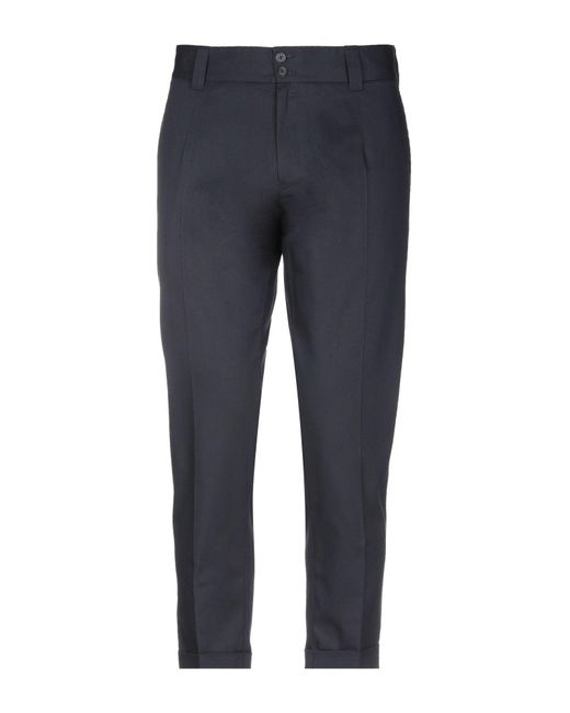 Dolce & Gabbana - Blue Casual Trouser for Men - Lyst