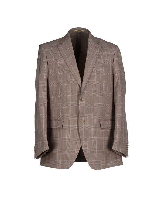 Ballantyne - Natural Blazer for Men - Lyst
