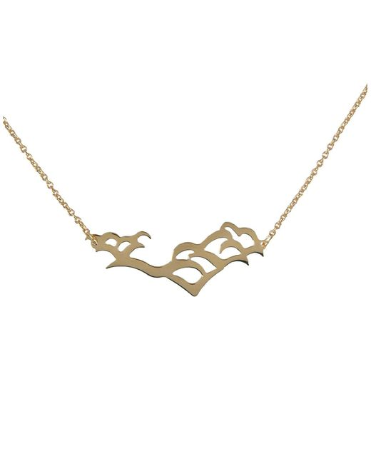 Nadine S - Metallic Necklace - Lyst