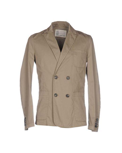 Obvious Basic - Natural Blazer for Men - Lyst