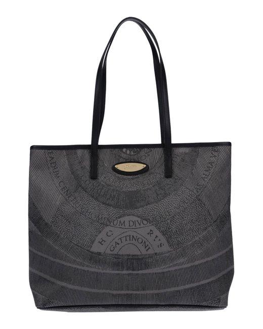 Gattinoni - Gray Handbag - Lyst