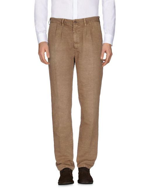 People - Natural (+) People Casual Trouser for Men - Lyst