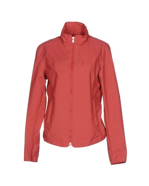 North Sails - Red Jackets - Lyst