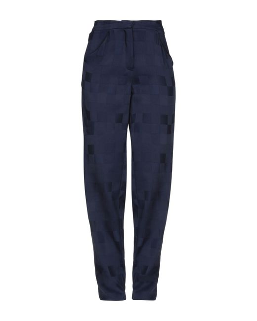 Roseanna - Blue Casual Trouser - Lyst