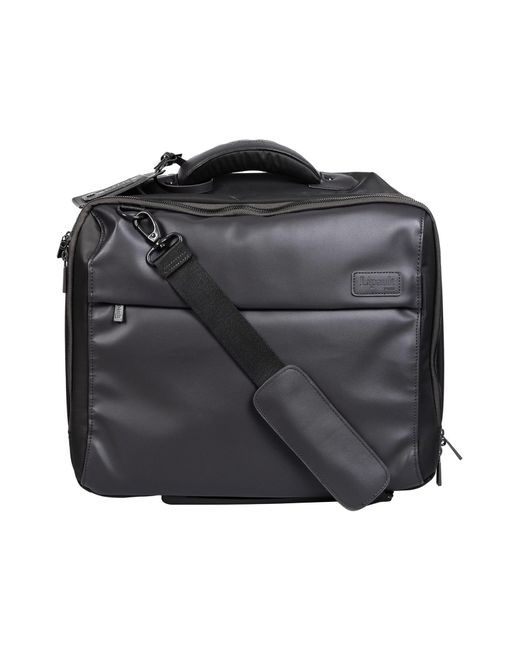 Lipault - Gray Wheeled Luggage - Lyst