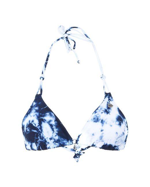 Banana Moon - Blue Bikini Top - Lyst