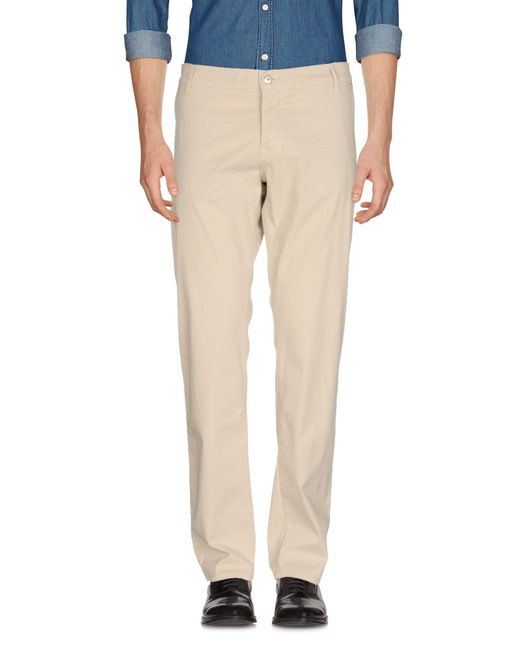 Roy Rogers - Gray Casual Trouser for Men - Lyst