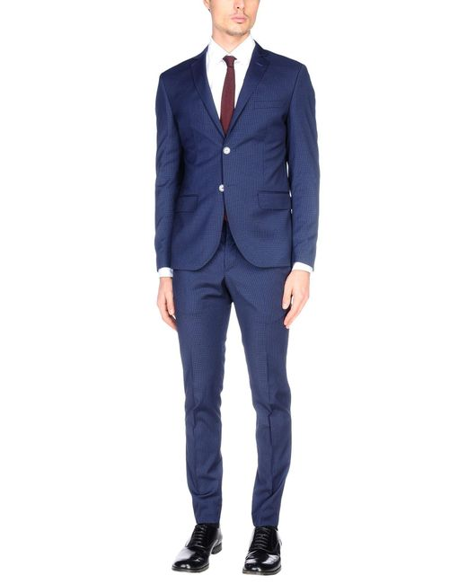 Takeshy Kurosawa | Blue Suit for Men | Lyst
