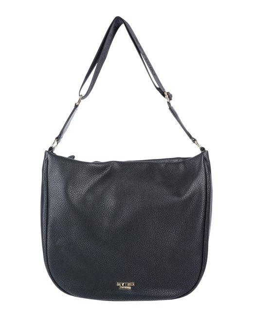 Twin Set - Black Cross-body Bags - Lyst