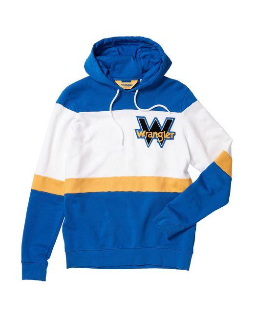 Wrangler - Blue Sweatshirts for Men - Lyst