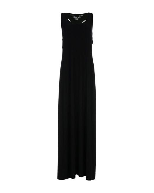 Kamalikulture - Black Long Dresses - Lyst