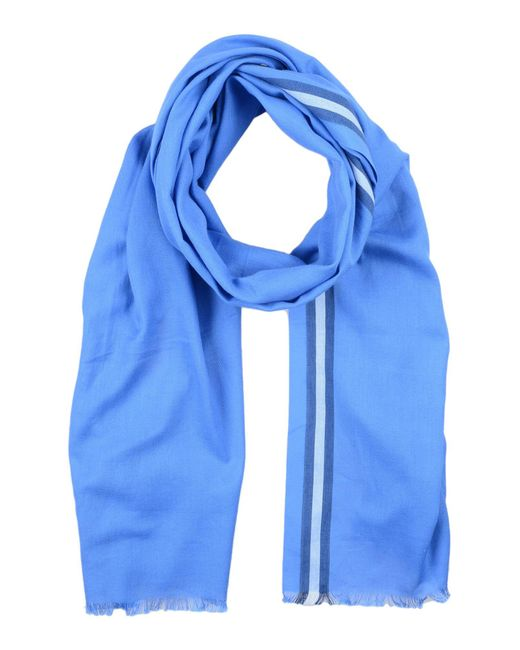 Roda - Blue Oblong Scarf for Men - Lyst
