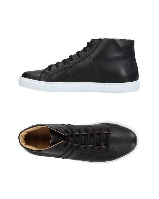Sutor Mantellassi - Black High-tops & Sneakers for Men - Lyst