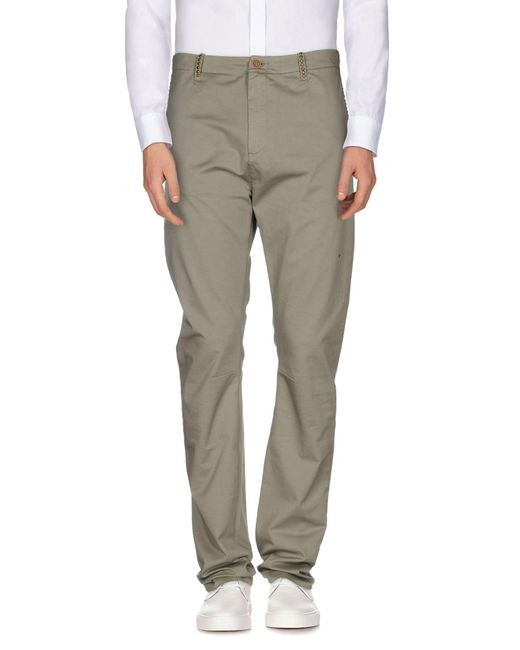 Liu Jo | Green Casual Trouser for Men | Lyst
