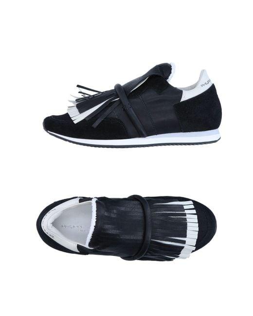 Philippe Model - Black Low-tops & Sneakers - Lyst