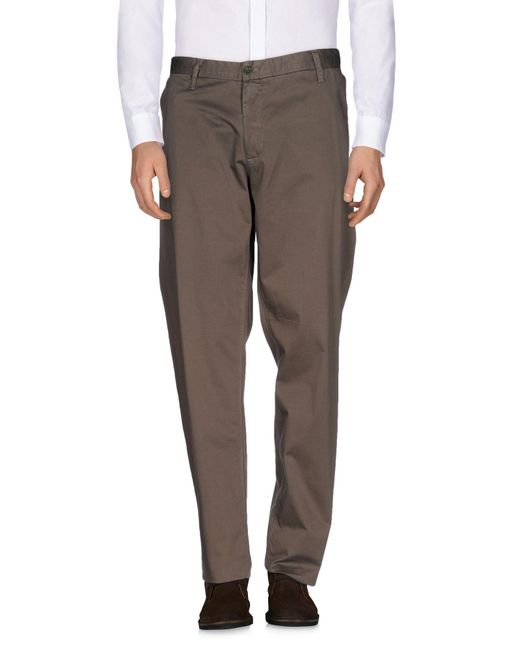 U.S. POLO ASSN. - Blue Casual Pants for Men - Lyst