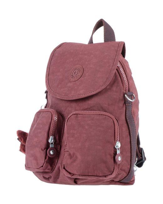 Kipling - Purple Backpacks & Bum Bags - Lyst