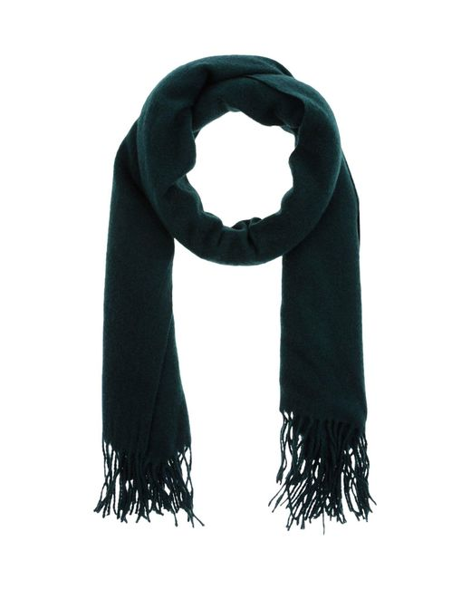 Pieces - Green Scarves - Lyst