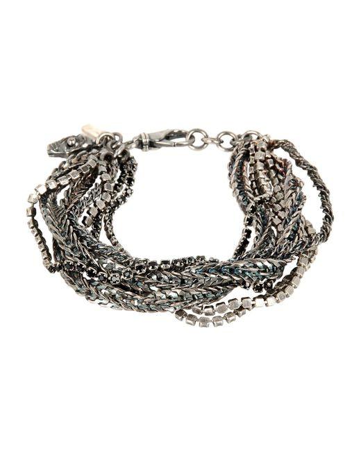 Emanuele Bicocchi - Metallic Bracelets - Lyst