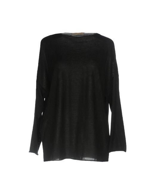 Cruciani - Black Sweater - Lyst