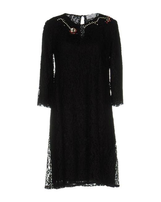 Anna Rachele - Black Short Dresses - Lyst