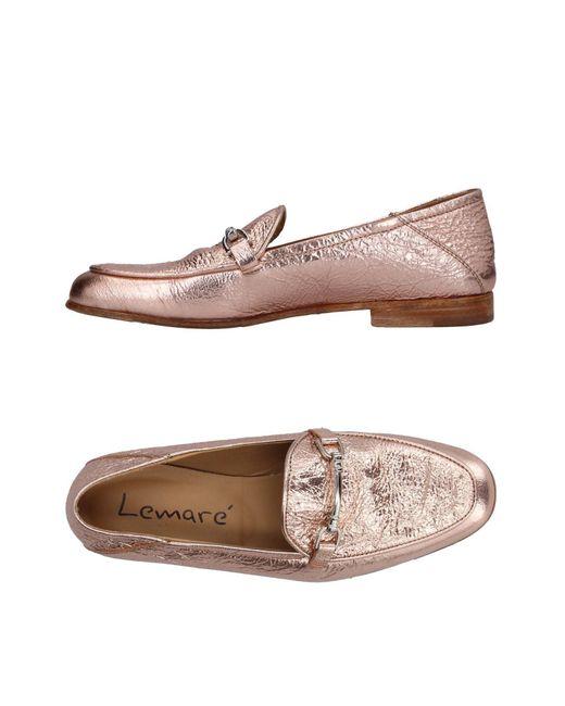 Lemarè - Multicolor Loafer - Lyst