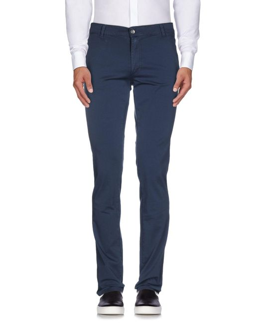 X-cape - Blue Casual Pants for Men - Lyst